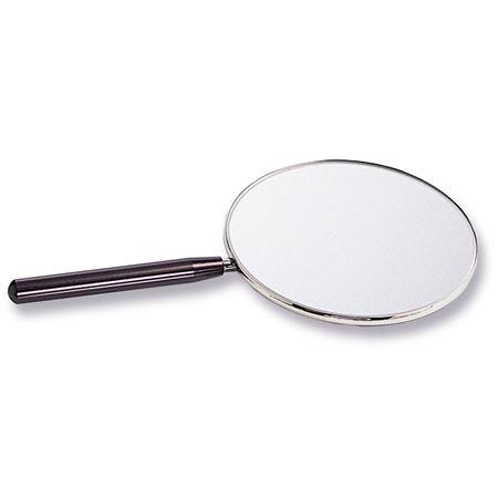 hand mirror. metal hand mirror - 1