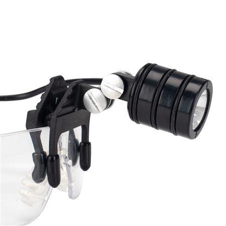 Starbright Led Clip On Headlight System Practicon Dental