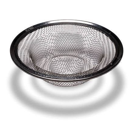 4 3/8 InchD Stainless Steel Sink Drain Screen | Practicon