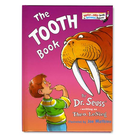 The Tooth Book Practicon Dental Supplies