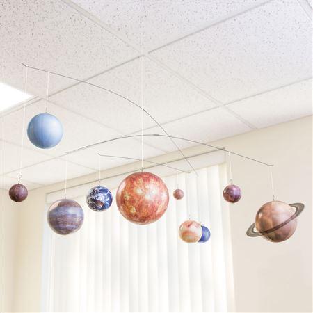 Solar System Mobile Practicon