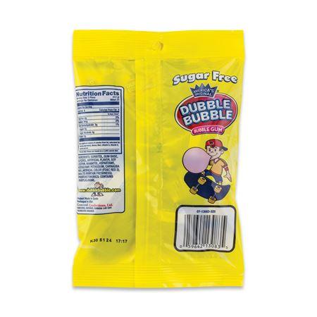 Dubble Bubble SugarFree Bubble Gum Bulk