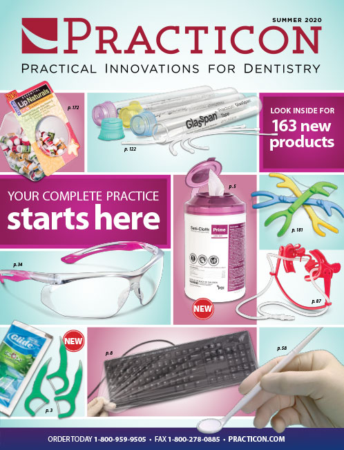 Practicon Catalog Cover