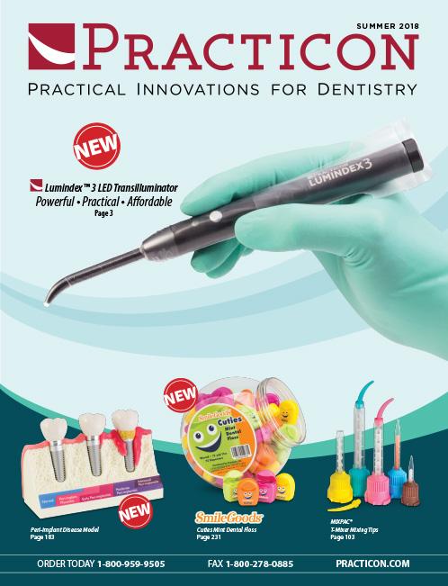 Practicon Catalog Cover