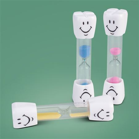 2-Minute Happy Molar Sand Timers 40/Box
