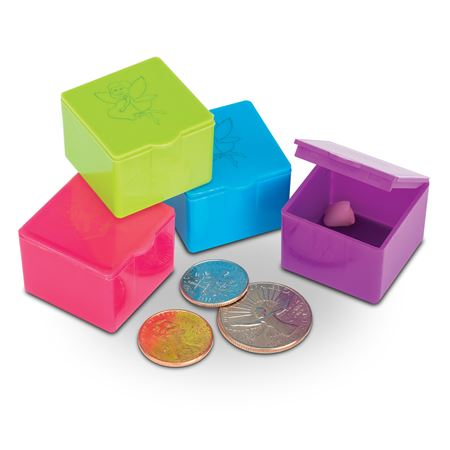 Neon Tooth Fairy Boxes