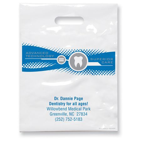9 X 12 Superior Care Patient Care Bags - Bulk