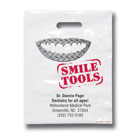 7 3/4 X 9 Smile Tools A Patient Care Bags - Bulk