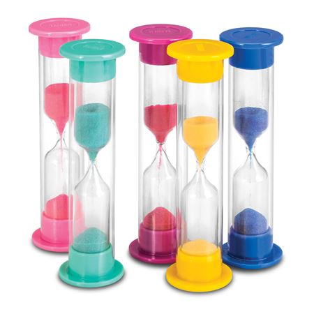 1-Minute Brushing Sand Timers