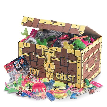 Treasure Chest Refill Box