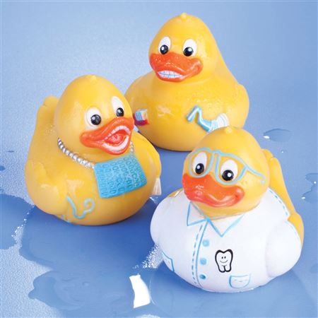 Dental Rubber Ducks