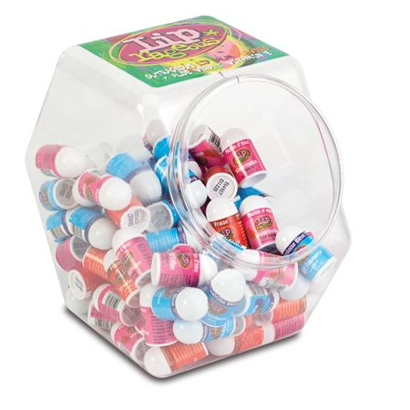 Lip Rageous Lip Balms Fishbowl - Bulk