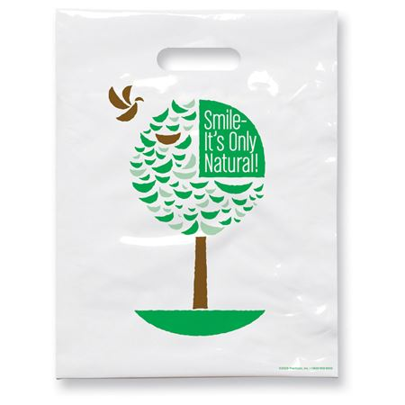 9 X 12 Only Natural Patient Care Bags - Bulk