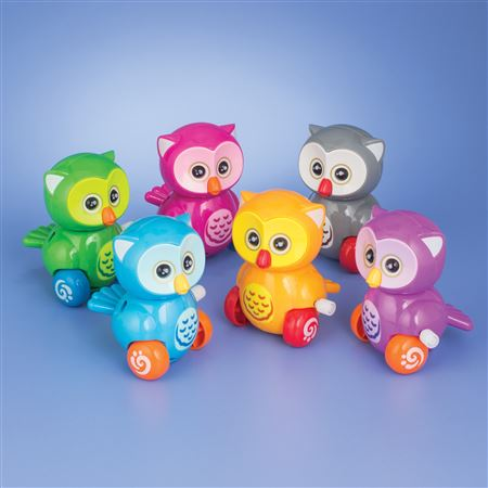 Wind-Up Owls
