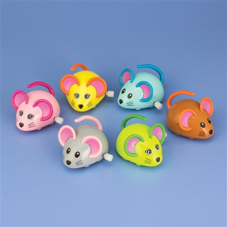 Wind-Up Mice