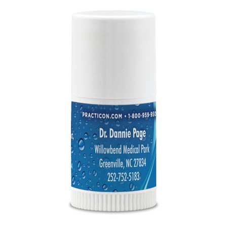 Refreshing Drops Mini Lip Balm Personalized - Bulk