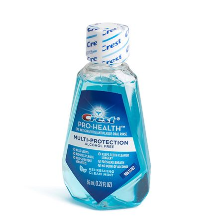Crest Pro-Health Mouthwash 1.2oz 48-Case - Bulk