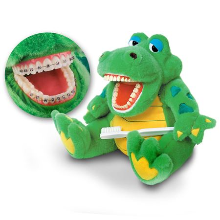 Al E. Gator With Braces Teaching Aid