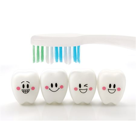 Happy Teeth Laser Card