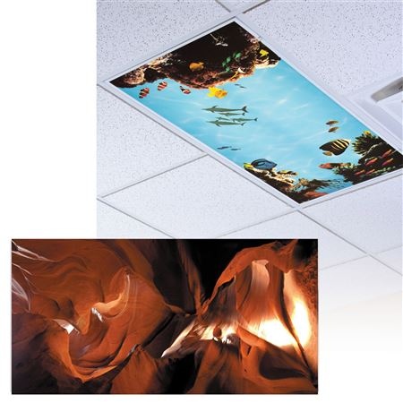 Antelope Canyon Light Panel 1/Each