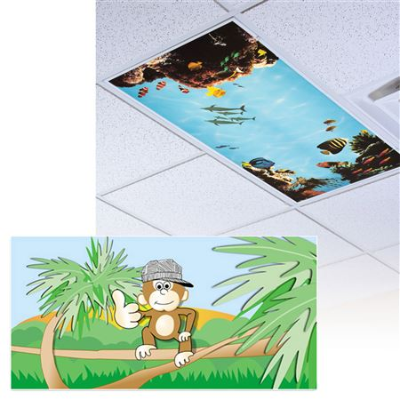 Monkey In A Tree Light Panel