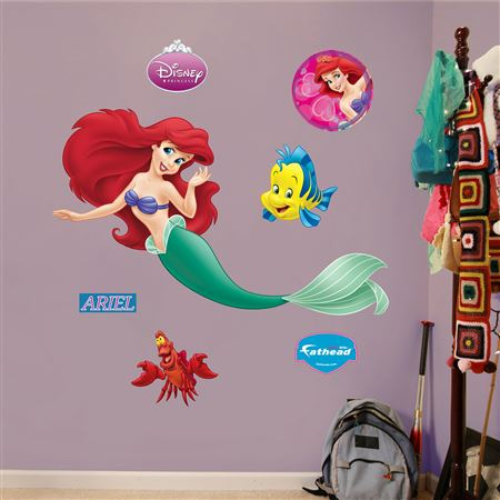 The Little Mermaid Collection