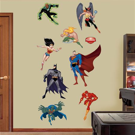 Justice League Decal