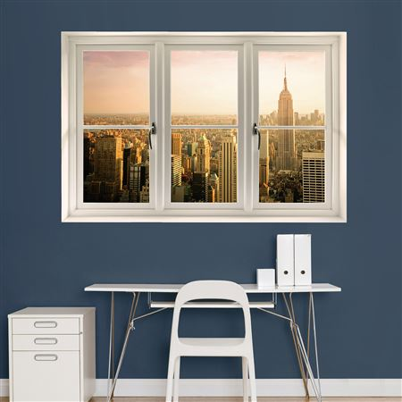 Empire State Instant Window