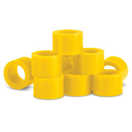 Small Silicone Code Rings