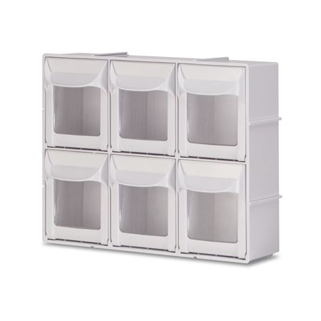 6-Bin Quick Access Storage System