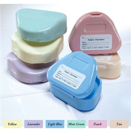 Pastel Color Retainer Boxes