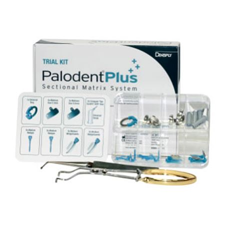 Palodent Plus Sectional Matrix System Trial Kit 1/Kit