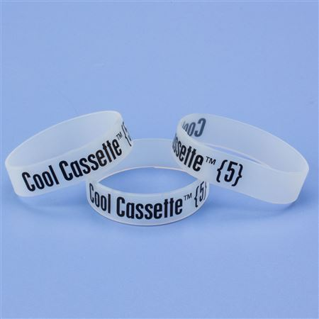 Cool Cassette Replacement Security Bands Size 5 3/Pack