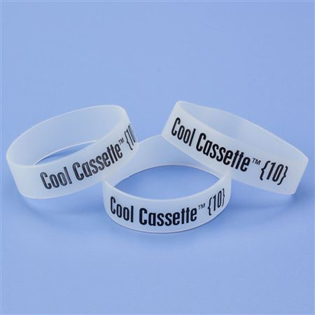 Cool Cassette Replacement Security Bands Size 10