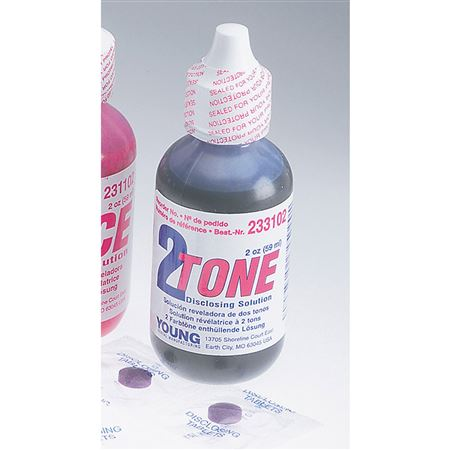 2-Tone Disclosing Tablets