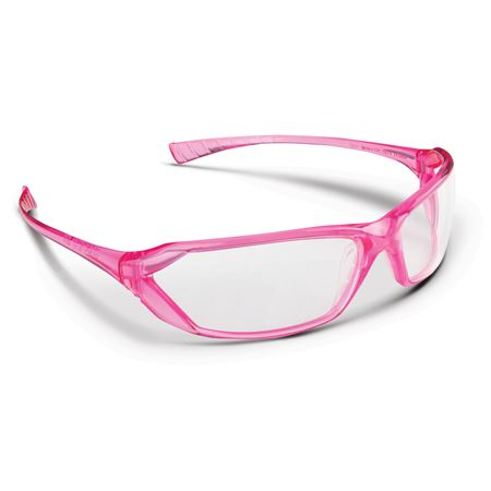 Metro Pink Safety Glasses -