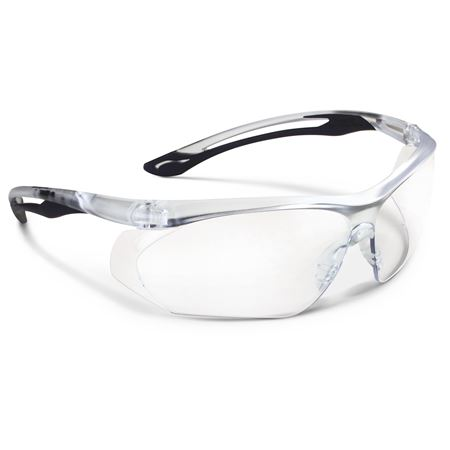 Parallax Anti-Fog Safety Glasses - Clear