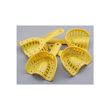 Duralock Plus Large (Yellow) Upper Impression Trays