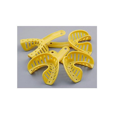 Duralock Plus Large (Yellow) Lower Impression Trays