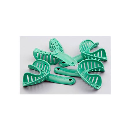 Duralock Plus Medium (Green) Lower Impression Trays
