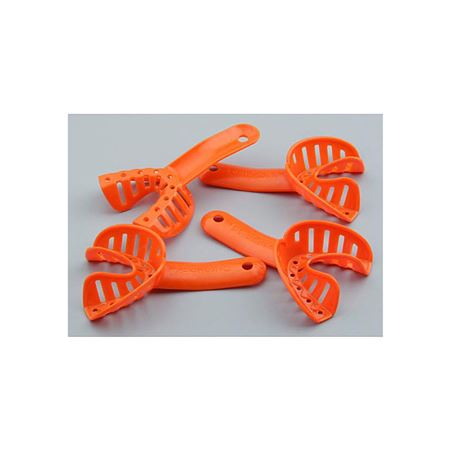 Duralock Plus Extra Small (Orange) Lower Impression Trays