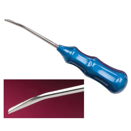 3.5mm Curved (Royal Blue) Tooth/Root Extractor