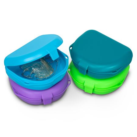 Assorted Retainer Boxes 1-In. Deep 12-Pack