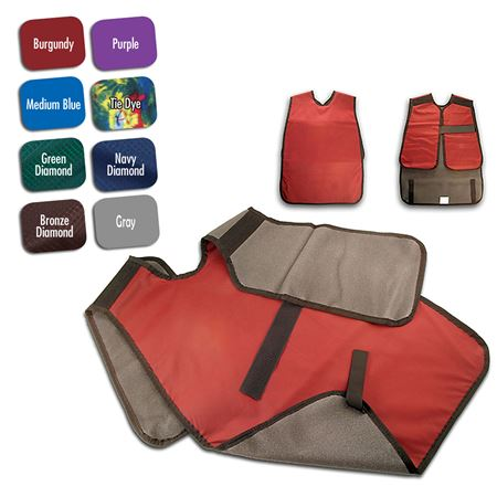 Adult Panoramic Lead-Free X-Ray Apron