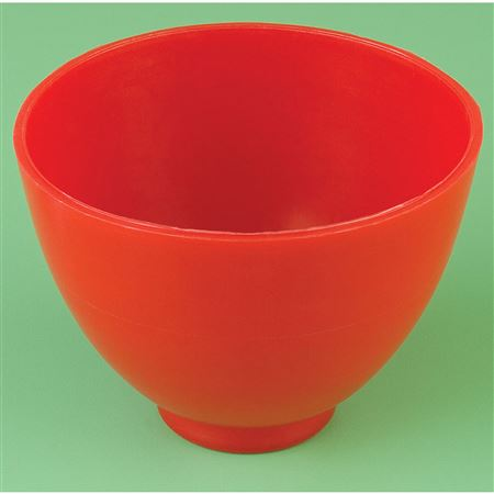 Red Regular Mixing Bowl