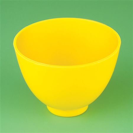 Yellow Super-Soft Mixing Bowl