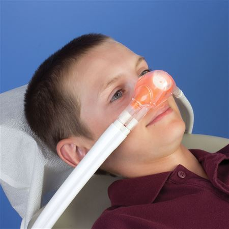 Clearview Pedo Nasal Mask