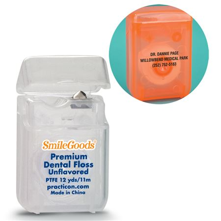 Personalized Premium Dental Floss