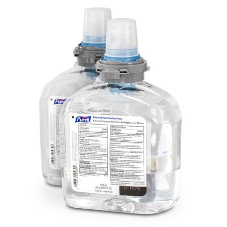Purell Tfx Foam Sanitizer Refill 2/Case