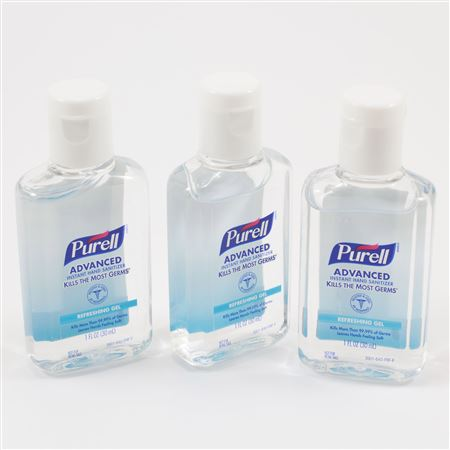 Purell Advanced Hand Sanitizer Fishbowl